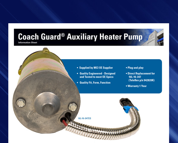 Auxiliary Heat Pump