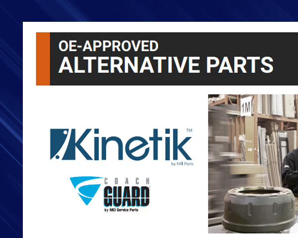 OE-Approved Parts